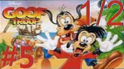 Let´s Play Goof Troop (Deutsch) - Teil 5 An Bord des Piratenschiffs! (1/2)