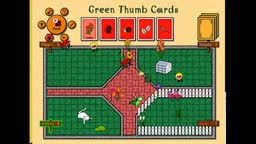 Lets Play Green Thumb Cards: Best Game for Grandmas