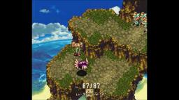 Trials of Mana - Battle - Super Famicom Gameplay