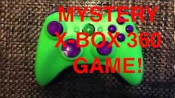 The Mystery Game That I Got For My X-Box 360