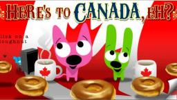 hoops&yoyo love Canada Day!