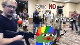 Say NO to Furries