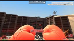TF2 Heavyweight Champ MVM gameplay