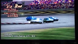 Gran Turismo 2 | High Speed Ring