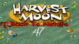 Harvest Moon: Back To Nature #47
