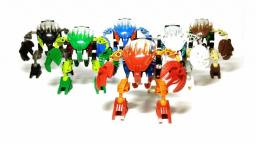 Classic LEGO Bionicle Review: Bohrok