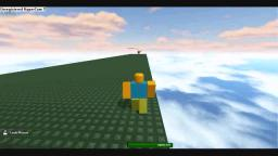my first roblox game