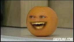 ANNOYING ORANGE IN SPANISH!!!