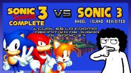 Análisis comparativo: Sonic 3 Complete VS Sonic 3 A.I.R