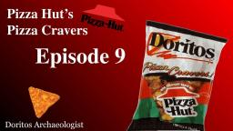 Doritos Archaeologist - Pizza Huts Pizza Cravers