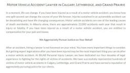 Accidents Lawyers Calgary - BILAB Personal Injury Lawyer (587) 355-3013