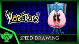 Speed Drawing: MobéBuds Dymanda (Concept 1) | Mr. A.T. Andrei Thomas