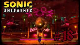 SONIC UNLEASHED # 18 Eggmanland [HD|DEUTSCH]