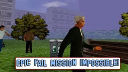 Mission Impossible Gameplay / Review On Nintendo 64 (Failed The Misson) (Old Video)