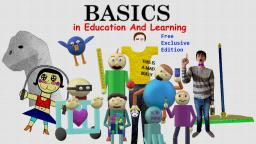 Baldis Basics In Education And Learning - Free Exclusive Edition Long Trailer