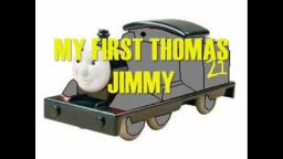 Drake and Jimmy in Thomas Merchandise Art