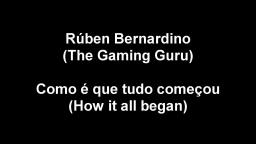 Rúben Bernardino - Como é que tudo começou (How it all began) (Audio)