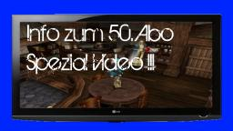 Info Video zum 50. Abo Spezial