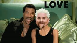 Hello- A Love Story with Guy Fieri