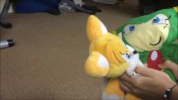 Sonic and Tails Plush Adventures TEST REEL RECORDING #1- Tailsmo