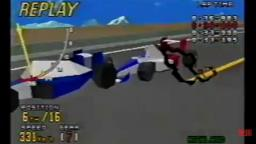 [Replay] [32X] Virtua Racing Deluxe - Formula - Highland