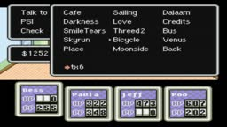 Showcasing the Earthbound Debug Menu by ShrineFox.