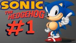SO COOL - SONIC THE HEDGEHOG (MD) - Part 1/3