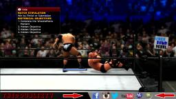 WWE 2K14 - 30 Years of Wrestlemania #25 - The Trilogy Concludes