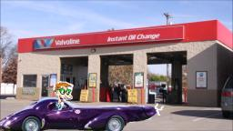Drew Pickles Goes To Valvoline
