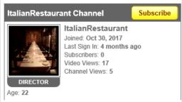 ItalianRestaurant Is Back