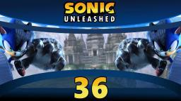 Lets Play Sonic Unleashed [Wii] (100%) Part 36 - Das Finale in Adabat
