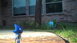sonic vs metal sonic EPIC BATTLE part 2 The Super Battle