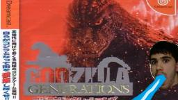 Charlie plays Godzilla Generations!