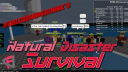 Natural Disaster Survival - Gameplay Commentary