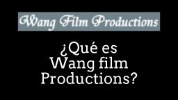 Wang Film Productions