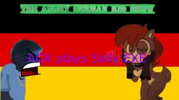 The Angry German Kid Show Episode 3: AGK plays Sally.exe