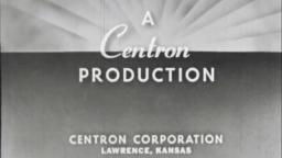 Young America Films logo and Centron logo