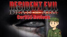 Resident Evil Dead Aim Review