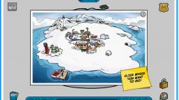 Club Penguin - How to find the hidden secret room