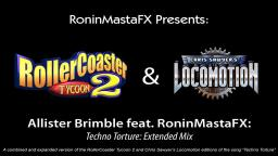 Allister Brimble ft. RoninMastaFX - Techno Torture (RCT Modern Style): Extended Mix