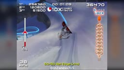 Me Playing a Childhood Game (R&B - Slopestyle) (SSX3)