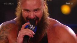 Braun Strowman invites Bray Wyatt to meet him in the Swamp SmackDown, June 26, 2020