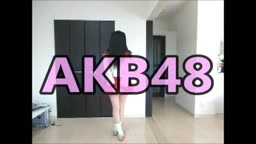 Ponytail To Shushu Dance AKB48 Jpop dance cover (Mirrored)