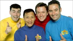 THE WIGGLES ARE YOUR FRIENDLY NEIGHBORHOOD ELECTRICIANS