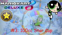 Mario Kart 8 Deluxe Mii Character Races Episode 3: 100cc Star Cup with Buttercup