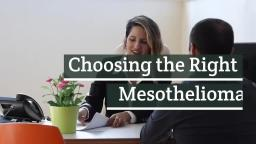 Picking the Perfect Mesothelioma Lawyers