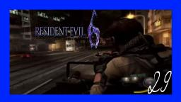 Let´s Play Resident Evil 6 Part 29 (Deutsch) Was für eine Verfolgungs Jagt