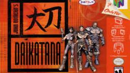 Lets Play Daikatana Episode 7 (On Nintendo 64) (Old Video)
