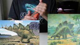 Stegosaurus Claymation Tutorial
