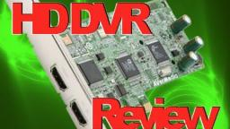 AVerTV HD DVR Capture Card - Product Review (Part 1)